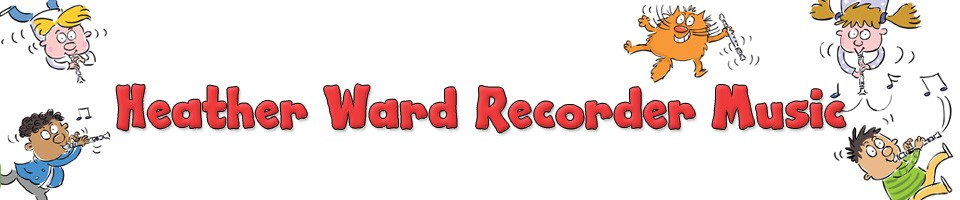 Heather Ward Recorder Music